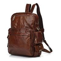 Кожаные рюкзаки мужские