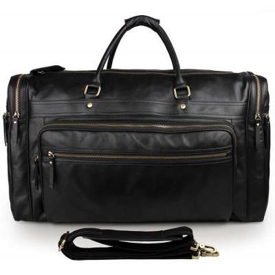 Дорожная сумка 7317-1A черная