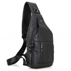 Модная сумка мужская через плечо. мессенджер GMD 4004A