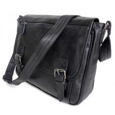 Черная сумка для документов GMD 6046