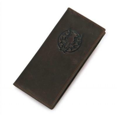 Винтажный мужской кошелек GMD 8013-1Q