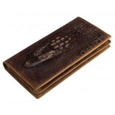 Кожаный мужской кошелек GMD 8030C