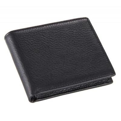 Черный мужской кошелек GMD 8062A