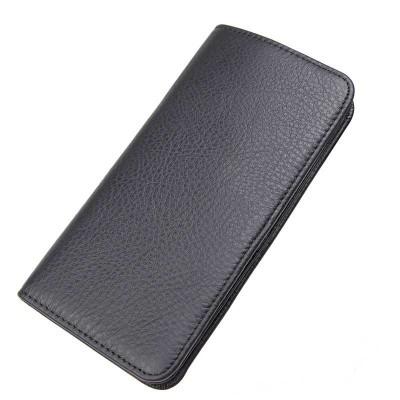 Черное портмоне GMD 8109A