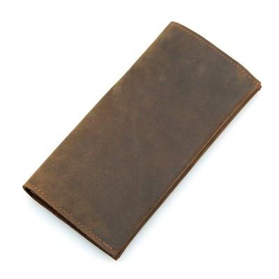 Кожаный мужской кошелек GMD 8112B