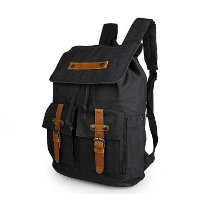 Черный рюкзак городской GMD 9026A