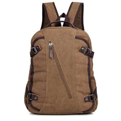 Коричневый рюкзак городской GMD 9037C