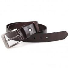 Шоколад кожаный ремень мужской (длина 110-135 см) GMD B006Q