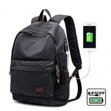 Темный рюкзак городской BUG ME1718BK