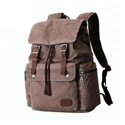Коричневый рюкзак городской BUG MZ001C