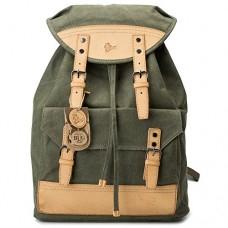 Зеленый большой рюкзак городской BUG P16S22-6GN