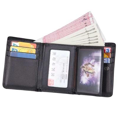 Функциональный мужской кошелек GMD R-8106A