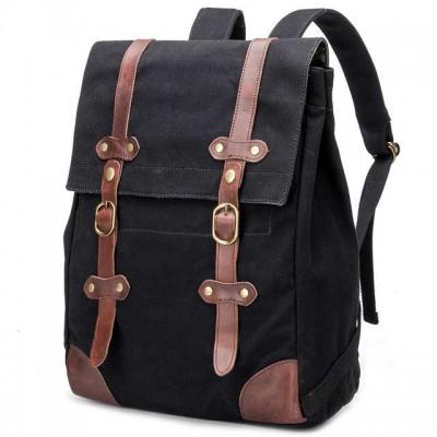 Черный рюкзак городской BUG TB310-BK
