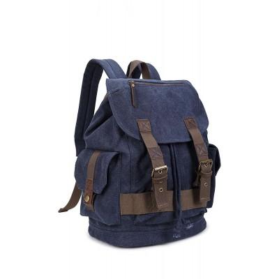Синий рюкзак городской BUG TB666BL