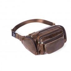 Кожаная сумка на пояс Bexhill Bx8355C