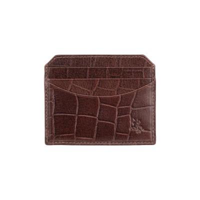 Кредитница-кардхолдер Visconti CR90 Scale (Brown)