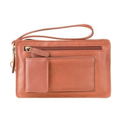 Барсетка мужская Visconti 18233 Wrist Bag (Brown)