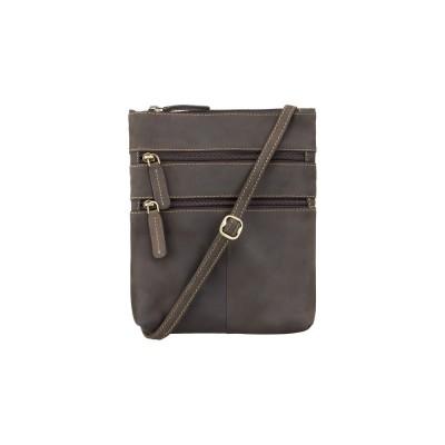 Сумка Visconti 18606 Slim Bag (Oil Brown)