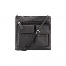 Сумка Visconti 18608 Slim Bag (Black)