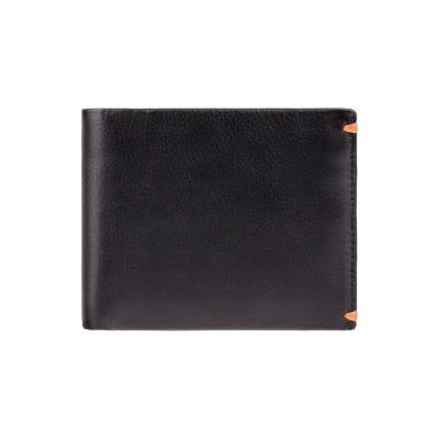 Кошелек мужской Visconti AP62 Montreux (Black Orange)