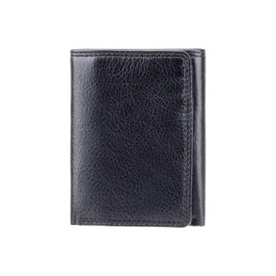 Кошелек мужской Visconti HT18 Compton c RFID (Black)
