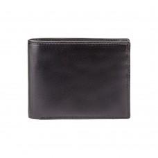 Кошелек мужской Visconti MZ4 Lazio c RFID (Italian Black)