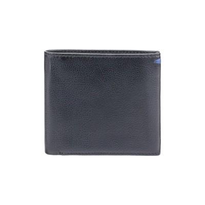 Кошелек мужской Visconti VSL28 Knight c RFID (Black Cobalt)