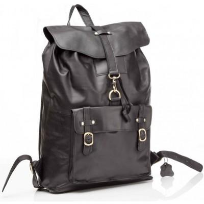 Рюкзак кожаный Tiding Bag G8894A