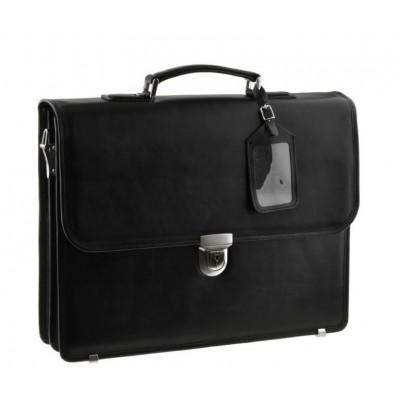 Мужской кожаный портфель Blamont Bn038A