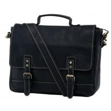 Мужской кожаный портфель TIDING BAG NM15-2566A