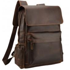 Рюкзак кожаный Tiding Bag Bp5-2805J