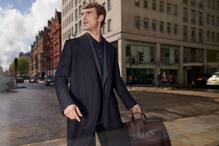 какую сумку носить с пальто мужчине
