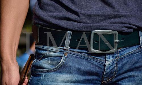 как выбрать ремень для джинс