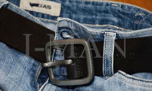 как выбрать мужской ремень для джинсов