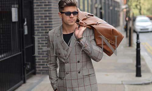 сумка для мужского костюма