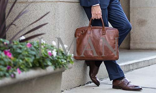 мужская сумка под костюм